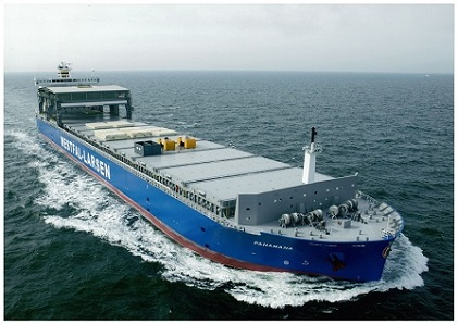 MV Panamana (Masterbulk Pte Ltd 提供)